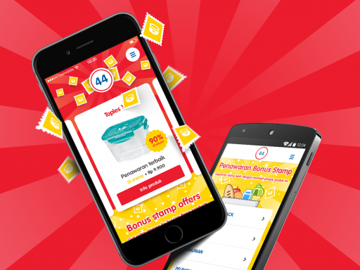 The AlfaStamp App Supports First Ever Retailer Digital Stamps Collection Program In Indonesia Grounds Of Alfamart