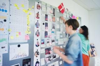 extensive user research is done at our UX lab to meet the customer needs
